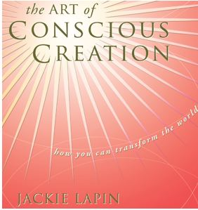 the Art of Conscious Creation audio book cover